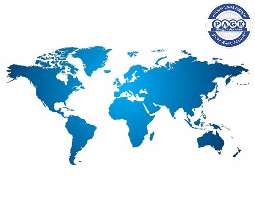 International Courier - Page Freight