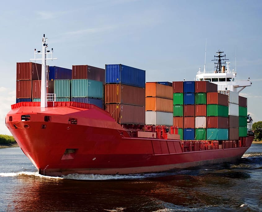 Sea Freight - Page Freight